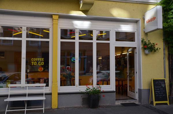 Cafe Zikade in Köln