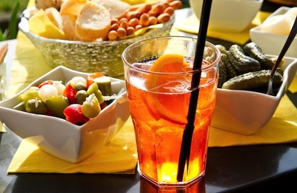 10 locali in centro a Roma dove fare un aperitivo completo