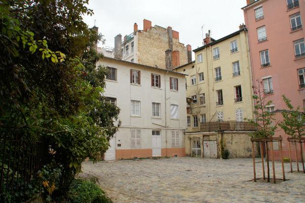 Traboule Lyon