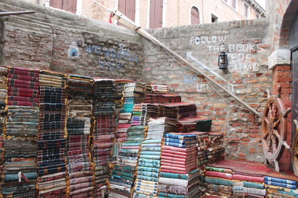 Venezia: le librerie imperdibili in centro