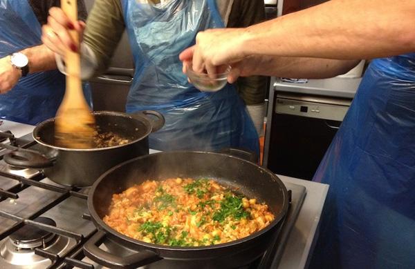 3 escuelas de cocina en Barcelona para todos