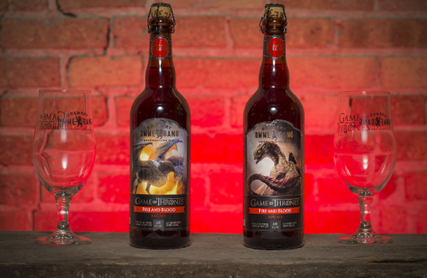 "Ommegang Brews Beer for ""Game of Thrones"" (for Daenerys Targaryen, Specifically)"