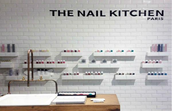 Soin des ongles au Nail Kitchen pour des mains de fée