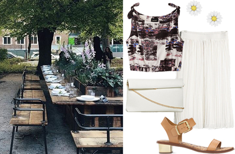 What to Wear to Chicago's Newest Patios