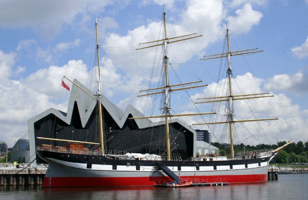 Wedding venues in Glasgow - The Tall Ship