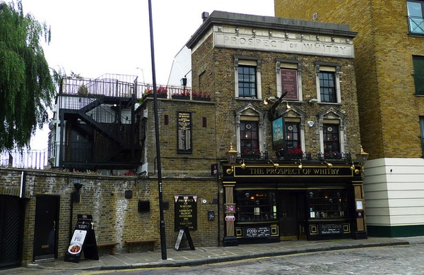 The Oldest Pubs in London