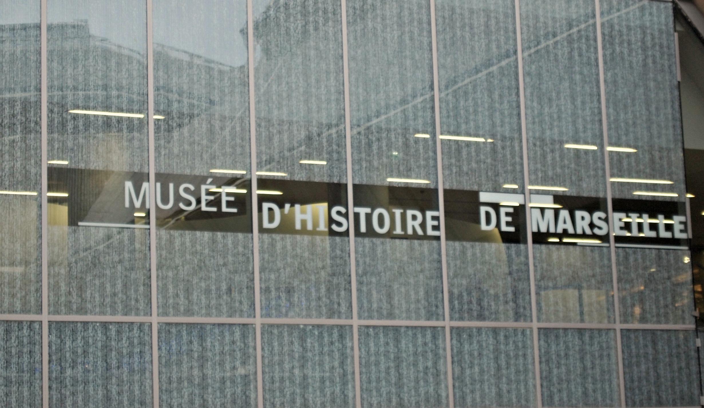 Sortie au Musée d'Histoire de Marseille