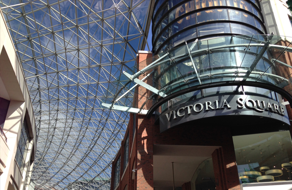 Spend a Day at Victoria Square Belfast