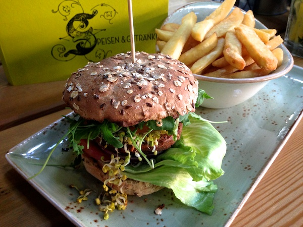 Burgerhousen - Die besten Lokale für Burger & Pommes in Haidhausen