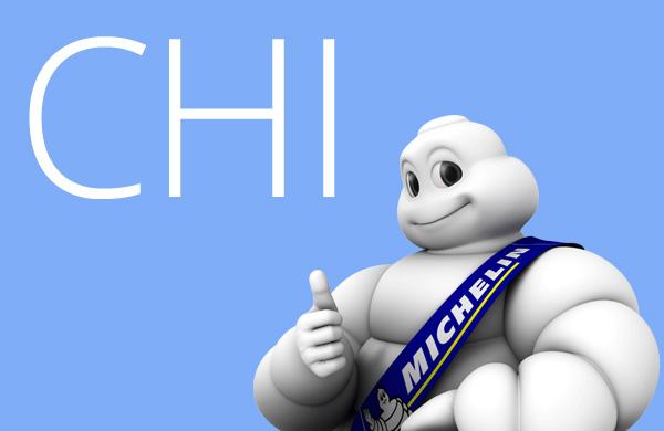 Chicago Michelin Stars for 2015