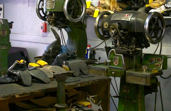 protect your boots sewing