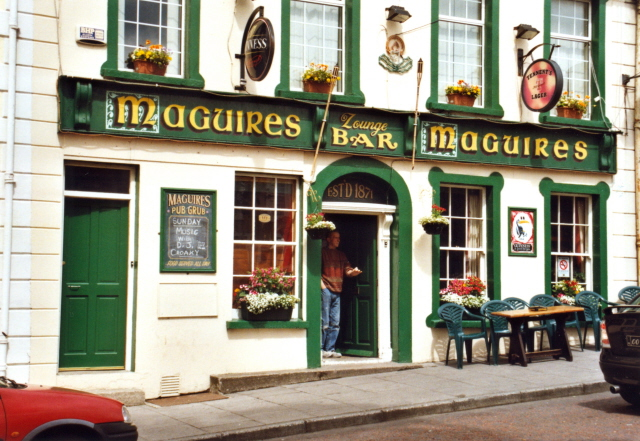 Five Ways to Know You're at an Authentic Irish Pub