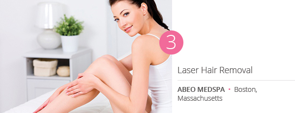 Laser Hair Removal at ABEO MEDSPA
