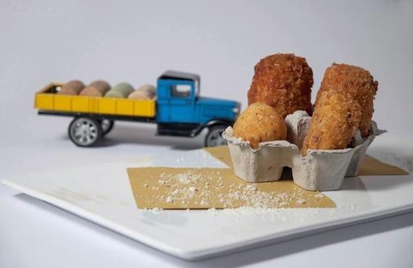 Supplizio a Roma, lo street food firmato Arcangelo Dandini