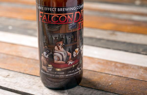 falcon dive ipa a hyperlocal hoppy chicago brew