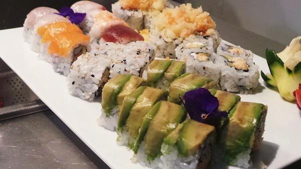 sushi a bari