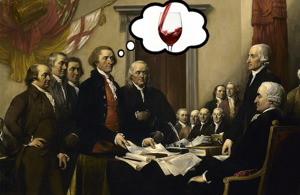 The First Unofficial US Sommelier Was Also a President