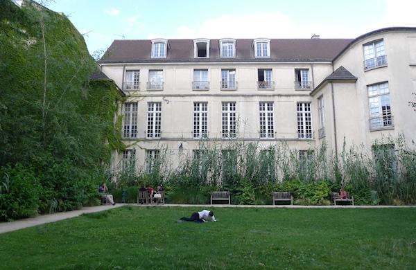jardin des Francs Bourgeois
