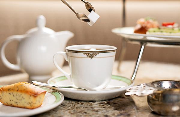 the drake tea