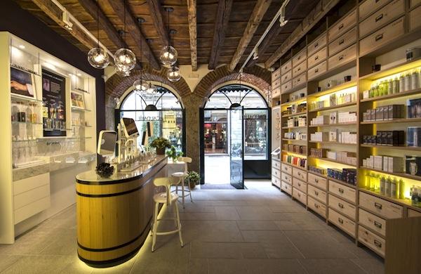 Caudalie, la boutique beauty che porta la Francia a Milano
