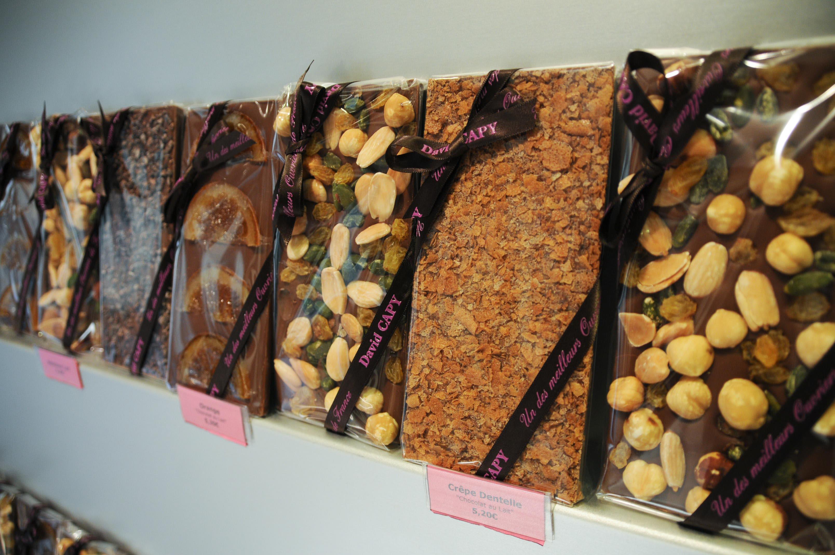 Chocolaterie de David Capy