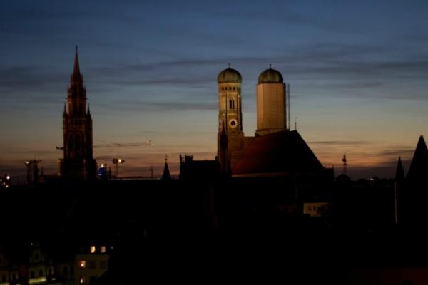 München von oben