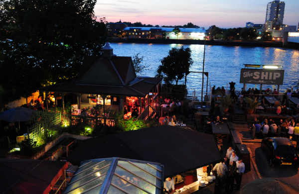 Where are the Best Beer Gardens in London?