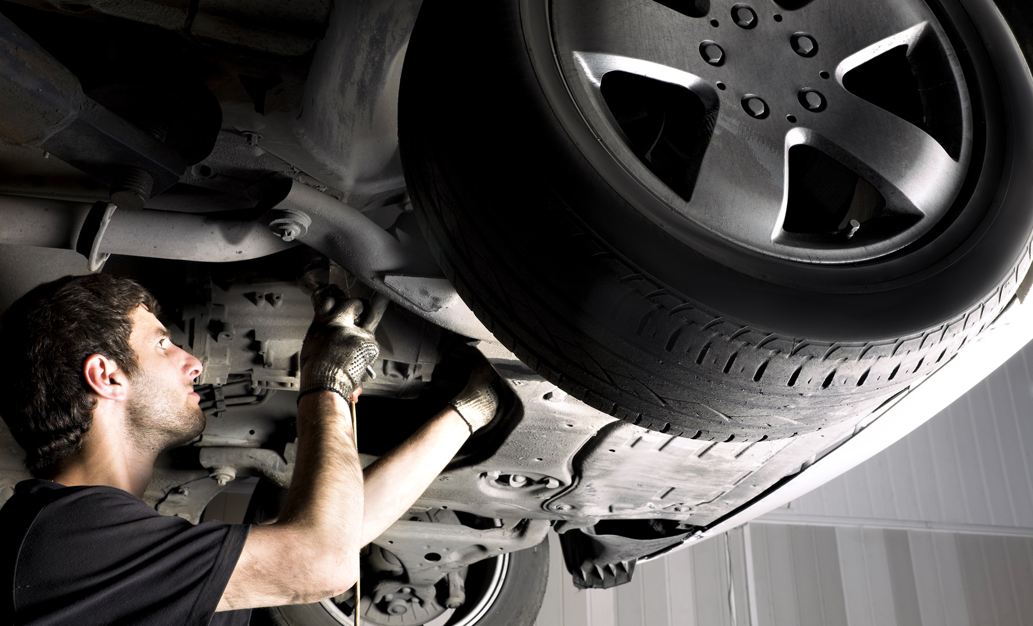 Los Angeles Auto-Repair Shops and LA Traffic: A Hollywood Love Story