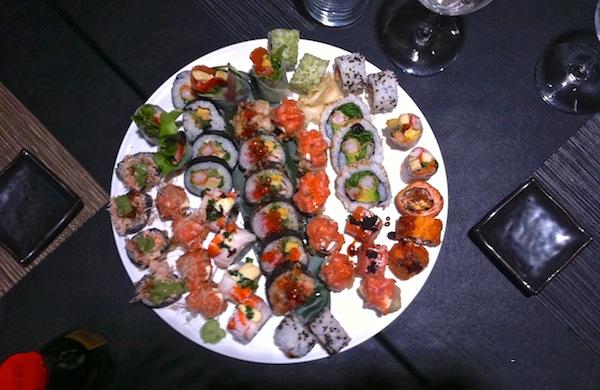 Sushi a Napoli: i migliori ristoranti giapponesi della città