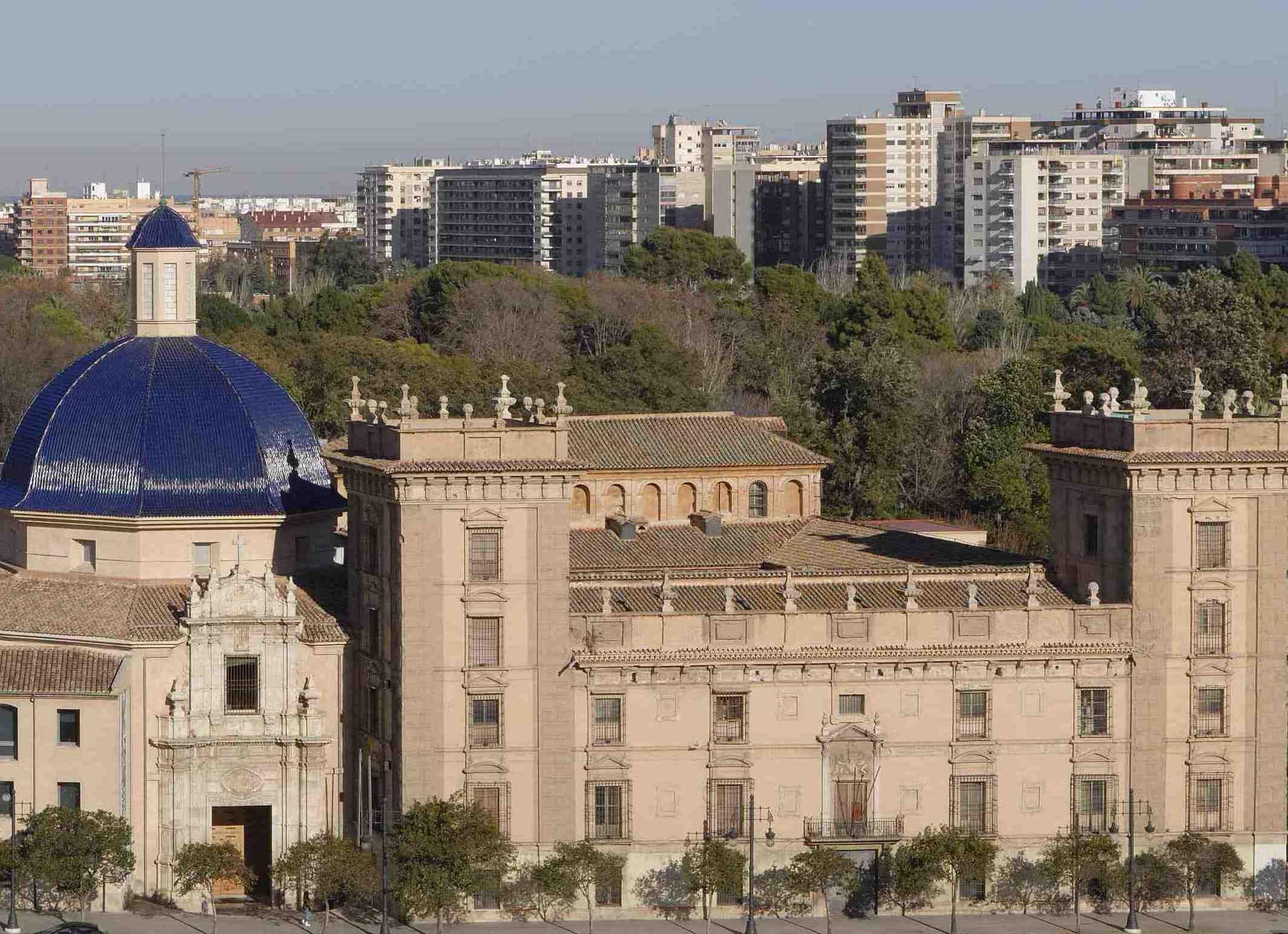Planes otoñales en el Museo de Bellas Artes de Valencia