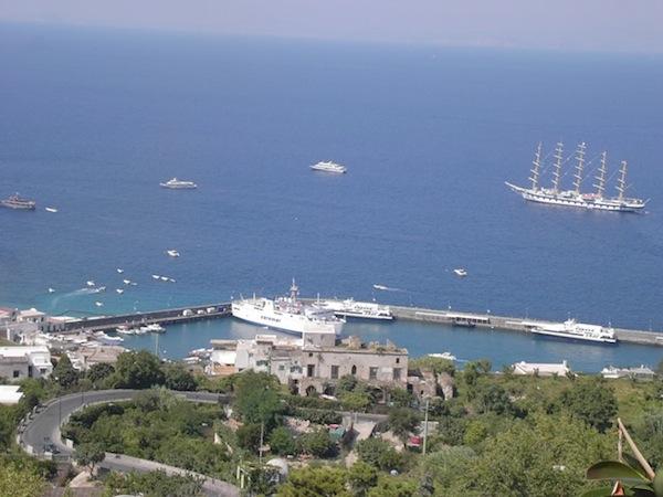 Pasquetta a Capri