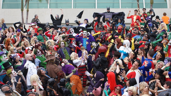 Wizard World Comic Con Groupon