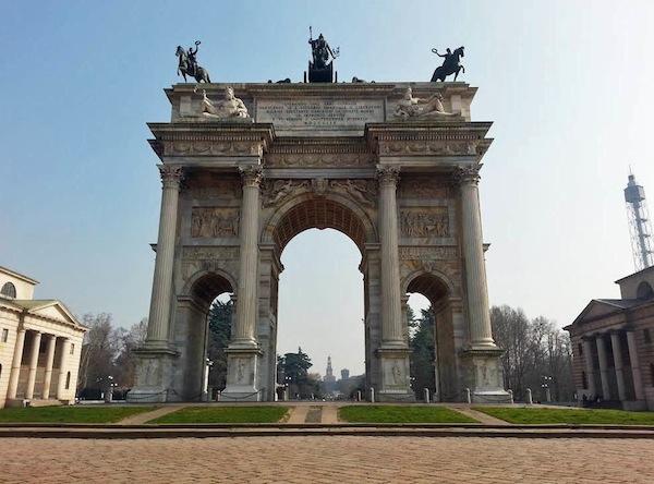 Arco Parco Sempione