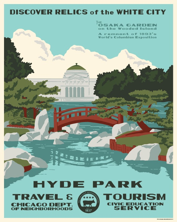 These-Vintage-Style Chicago-Tourism-Posters-Will-Show-You've-Loved-Your-Hood-Since-1930-hyde-park_570c713
