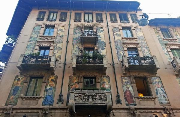 Itinerari alla scoperta della Milano Liberty, un gioiello a cielo aperto