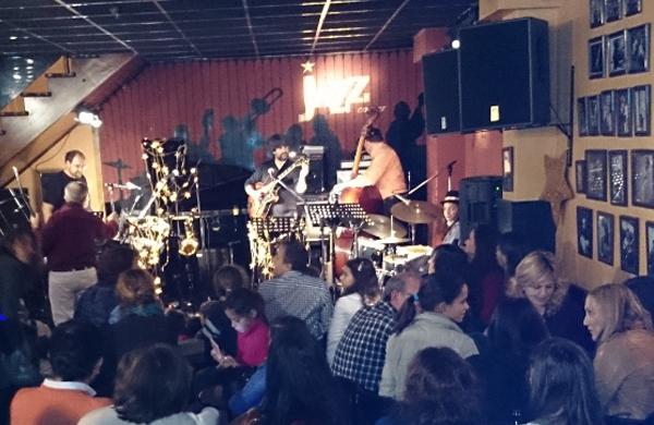 Música en vivo, Sevilla: Jazz Corner