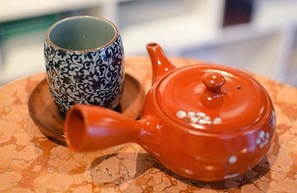 Un té a Venezia alla Fujiyama Tea-room
