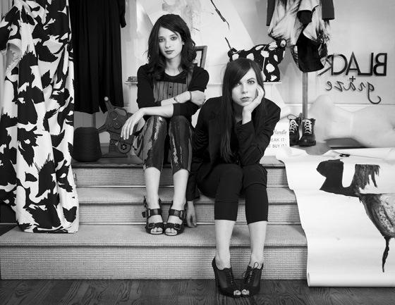 BLACK+graze's Jenny Volodarsky Spotlights Five Up-and-Coming New York Designers
