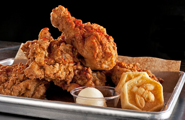 Plate by Plate: Fried Chicken at Honey Butter Fried Chicken in Avondale