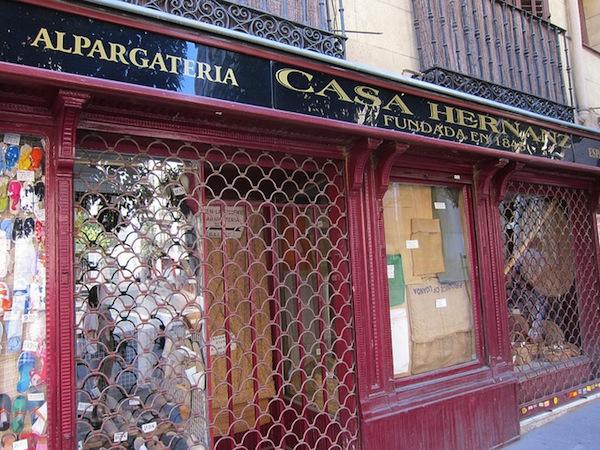 alpargateria madrid