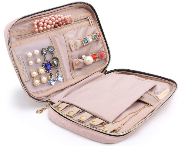 Best Travel Gifts, jewelry case