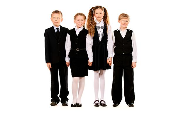 bambini eleganti