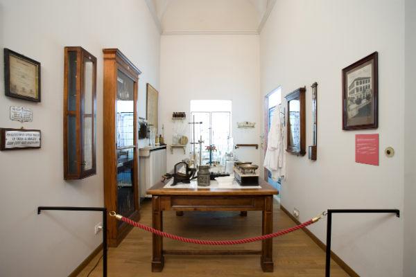 Laboratorio museo