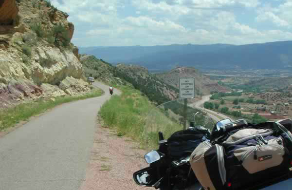 The Hungry Motorcyclist's Guide to America