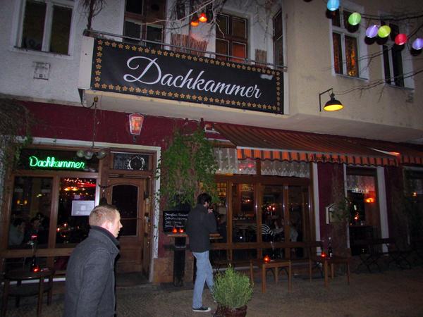 Dachkammer Berlin