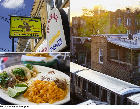 The World in a Neighborhood: Five International Restaurants in Albany Park