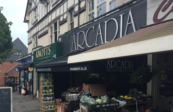 Arcadia Belfast
