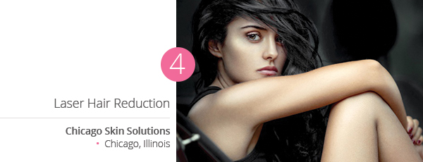 Laser Hair Reduction at Chicago Skin Solutions