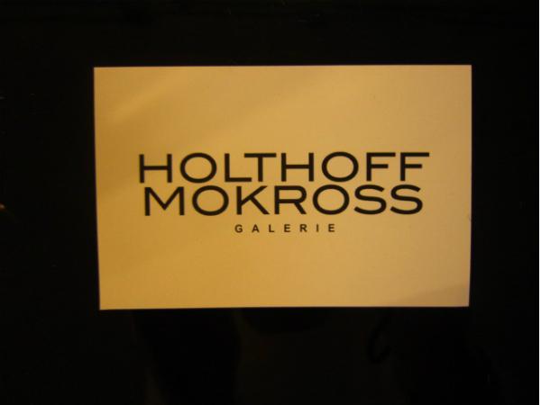 Galerie Holthoff Mokross in Hamburg