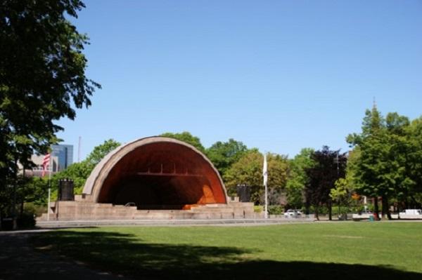 Boston Hatch Shell